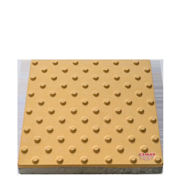 Тактильная бетонная плитка